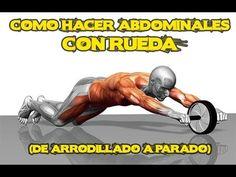 Como hacer abdominales con rueda