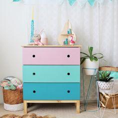 IKEA hack - www.fourcheekymonkeys.com