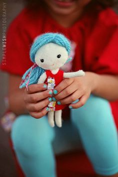 Pocket Pixie by pinkberrypie on Etsy, $24.50