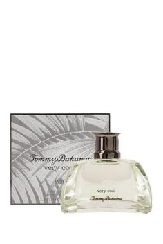 Men's Tommy Bahama Very Cool Cologne Spray - 3.4 fl. oz.Tommy Bahama Very Cool is a fresh aquatic that embodies the effervescent seduction of an ocean breeze. - Size: 3.4 fl. oz. - Scent: Water - Fragrance Notes: Clementine, musk cassis, cactus flower and soft woods, combined with tangerine, nectarine, hibiscus, pink pomelo and green notes