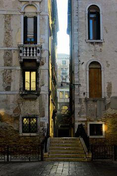 Venice's beautiful light -Tom Corbishley photography