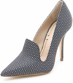 Elizabeth and James Stella Loafer Pump #ElizabethandJames #LoafersMoccasins