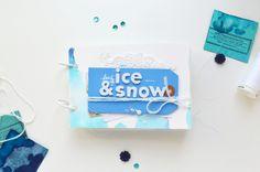 Mini Álbum   Land of Ice & Snow