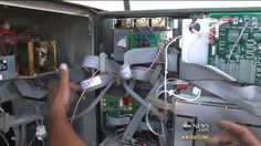 Credit Card Thieves Caught on Tape Using Skimmers - ABC News