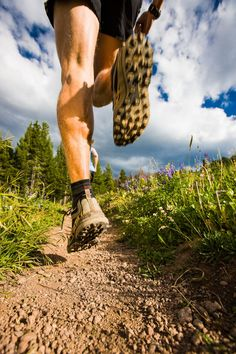 Trail Running at Vail #TrailRunning #Fitness #Freedom