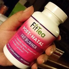 Hello New Moms! We are proud to announce our newest product PostNatal Fatburner. Using our patented FitTea Postnatal supplement that's safe to use while breastfeeding, you can safely shed that baby weight and get back your rocking body! We take your and your baby's health very seriously. @FitTea That's why our postnatal supplement is 100% all natural, doesn't contain stimulants like caffeine, and doesn't have any compound that would be hazardous to the health of your infant. This is one s...