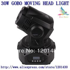 best price 30W LED gobo Moving Head light DMX controller professional stage lighting DJ equipment-in Stage Lighting Effect from Lights & Lighting on Aliexpress.com | Alibaba Group