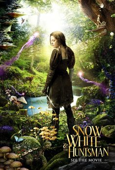 The huntsman | Snow White and the Huntsman - Trailer