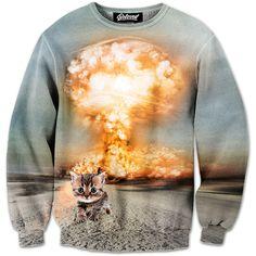 Kittensplosion Sweatshirt