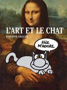 L'art et le chat, una lección de arte para los más pequeños