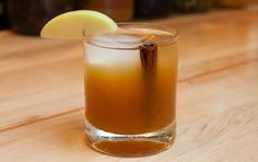 Liquid Apple Pie - 1 gallon apple cider, 1 cup brown sugar, 1 tsp apple pie spice, 1 Tbsp vanilla, 3-5 cinnamon sticks.  Combine all ingredients and simmer for an hour or more to taste... let cool.  Add rum (half of a fifth) if desired... serve COLD.  (or hot...  but cold is GREAT!)