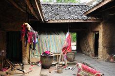 zu Besuch bei einem chinesischen Wanderarbeiter Nongmingong in Chengdu, Sichuan Chengdu, Painting, Migrant Worker, Worker Bee, Chinese, Hiking, Pictures, Painting Art, Paintings