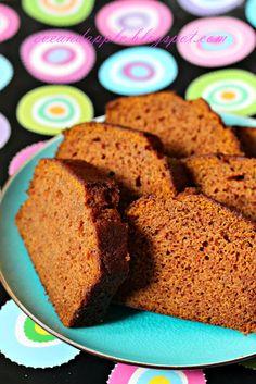Fűszeres sütőtökkenyér