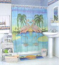 SOUTH BEACH Shower Curtain & Accessories