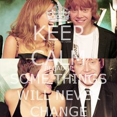 Keep calm and some things will never change. #keep_calm #harry_potter