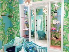 Lilly Pulitzer Dressing Rooms - Bing Images