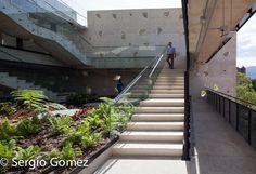 Edificio de Innovación Argos, Universidad EAFIT, diseño Lorenzo Castro