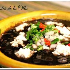 Every time I cook beans at home (almost weekly), we always enjoy a bowl of them served with warm tortillas and topped with chopped onion, cilantro, serrano pepper, crumbled fresh cheese, and a drizzle of olive oil. Frijoles de la Olla (beans from the pot or bean stew) are originally those that are cooked in...Read More