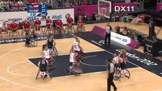 Dan Highcock, British wheelchair basketball player, who was selected to play for Team GB in the 2012 Summer Paralympics in London. Commissioned us to do a promotional video back in 2014.