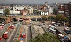 Stockport, my home.