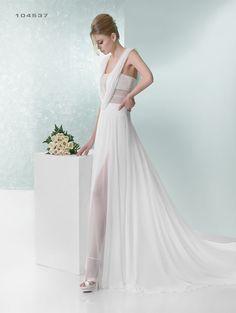 Coll 2015 Foglio Bianco Wedding Dreesses
