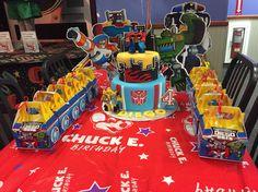 Transformers rescue bots birthday