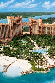 Atlantis Resort, Paradise Island The Bahamas Atlantis Resort Bahamas, Les Bahamas, Bahamas Honeymoon, Bahamas Vacation, Nassau Bahamas, Vacation Spots, Bahamas Island, Honeymoon Ideas, Honeymoon Destinations