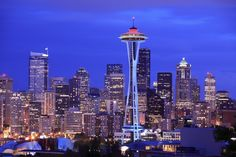 Seattle - The 9 Best US Cities For Singles