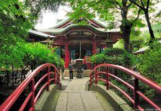 Benzaiten Temple, Inokashira, Tokyo <chapter 23>