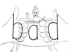 b og d