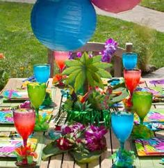 hawaiian theme party ideas for adults