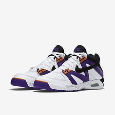 half off c71ec ce3f5 The Nike Air Tech Challenge III OG Voltage Purple is launching in 10  minutes.