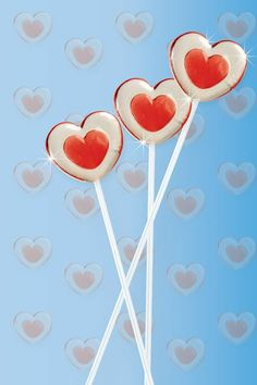 Twinkle Pops® - 2 TONE HEART - RED 2 Tone red Heart [C00TC02R] - $9.00 : ::::::::::::: Twinkle Candy Home Page ::::::::::::