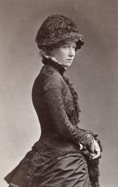 Gram, Nicoline. 1880-1895, ca.