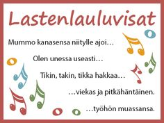 Kirsi Alastalo – RyhmäRengin emäntä Teaching Music, Word Search, Preschool, Activities, Learning, Words, Children, Young Children, Music Lessons