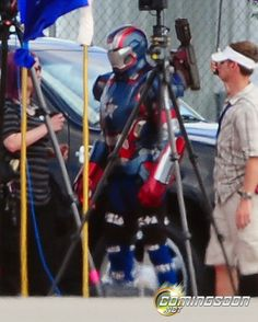 Iron Patriot in Iron Man 3 - Shitting brix right now!!!!!!