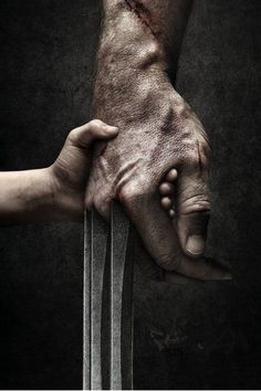 Logan - Nature made me a freak. Man made me a weapon. And God made it last too long.