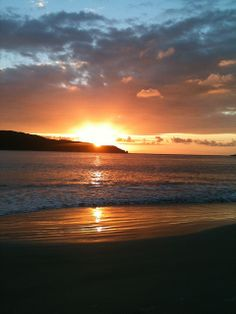 Praia do Sonho (Beach of the dream) Sunrise - Palhoça -SC-BRASIL