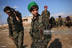 Syrian Kurdish Forces