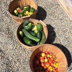 Our harvest from the gardens our urban farmers maintain for @urbandecaycosmetics…
