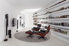 Eames lounge chair | Interieur inrichting