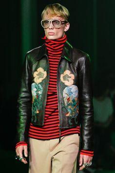 Gucci Fashion show & More Details