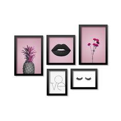 Teenage Room Decor, Wall Painting Decor, Diy Wall Art, Glamour Decor, Purple Rooms, Diy Birthday Decorations, Aesthetic Room Decor, Room Ideas Bedroom, Office Wall Art
