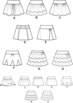 Sassy Derby Skirt Patterns to sew. Now I can make as many obnoxiously glittery, spangled, animal-striped monstrosities as I want! Woo-Hoo! (Simplicity 4705) . Now, to figure out how to sew some boy shorts underneath . . .