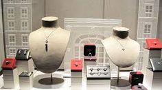 christmas jewelry display - Google Search