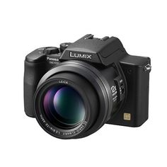 Panasonic Lumix DMC-FZ20K 5MP Digital Camera with 12x Image Stabilized Optical Zoom (Black) by Panasonic. $269.00. Amazon.com                 Featuring a 5-megapixel CCD sensor, the DMC-FZ20K delivers a wide range of detail and color with images up to 2560 x 1920 pixels--enough information to make photo-quality prints up to 13 by 17 inches. Leica DC Vario-Elmarit 12x zoom lens, with 3 aspheric elements, combines comfortably small size with superb image rendering. By combining ...