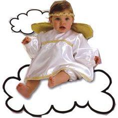 Disfraz Angelito Bebé (Hasta 18 meses)