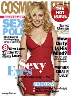 cosmopolitan magazine covers | ... CrunchScarlett Johansson Cosmopolitan Magazine August 2008 Cover Photo
