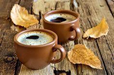 autumn, coffee