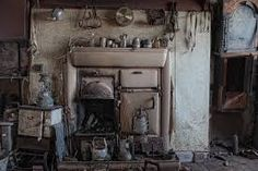 Image result for abandoned farm equipment in wales